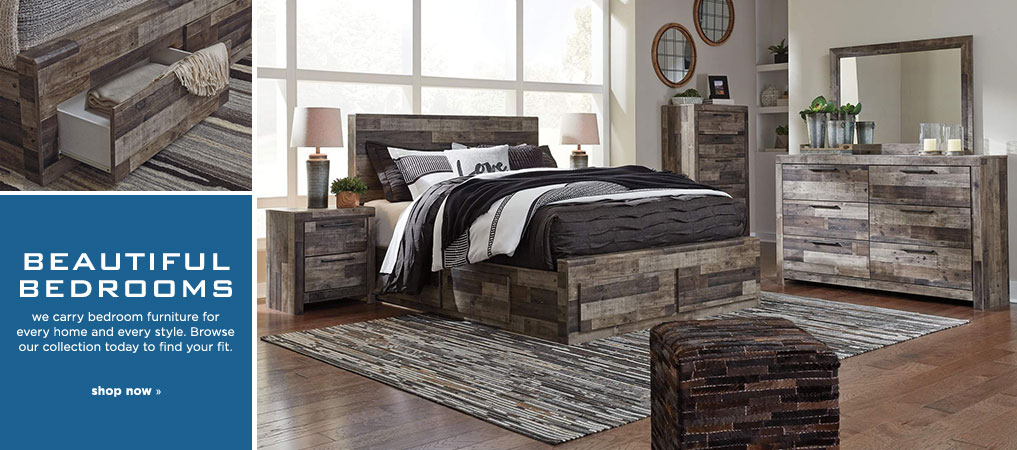 Beautiful Bedrooms - Shop Now