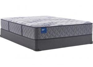 Image for Sealy Black Opal Plush Twin Mattress