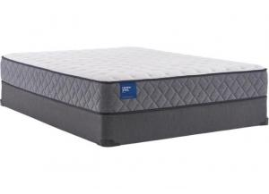 Image for Sealy Scallop Pearl Cushion Firm Twin Mattress