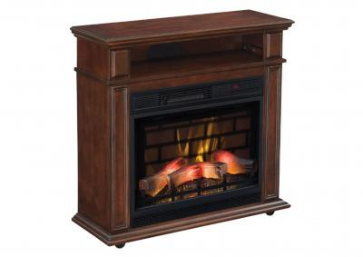 Mantle Fireplace