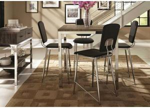 Image for Table and 4 stools