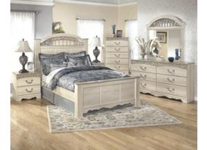 Image for Catalina Complete Bedroom Package Deal