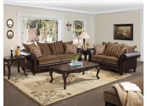 Image for SERTA SOFA & LOVESEAT