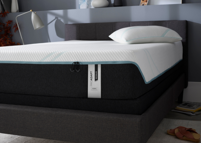 King TEMPUR-ProAdapt Medium Hybrid,Tempur-Pedic