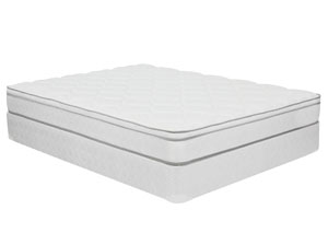 Image for Indigo Euro Top King Mattress Set