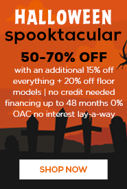 Halloween Sale - 50-70% OFF