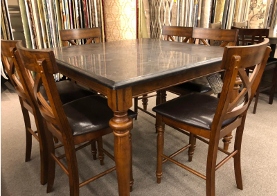 Image for Holland House Counter Height Dining Set