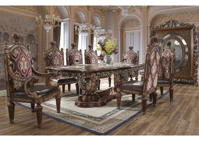Image for HD-1804 – 9PC DINING SET