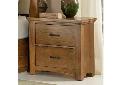 Image for Transitions Oak Night Stand
