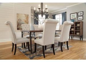 Image for Tripton Table & 4 Chairs
