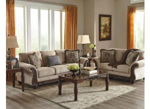 Image for Laytonsville Sofa & Loveseat