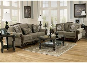Image for Martinsburg Meadow Sofa & Loveseat