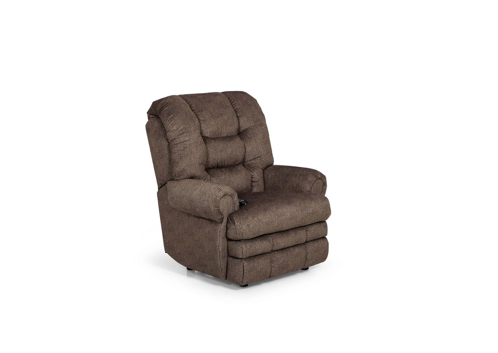 Seamount Walnut Power Headrest/Lumbar Big Man Lift Chair,Stanton