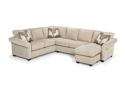 Image for Lux Linen 2 Piece Sectional