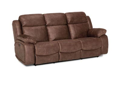 Diversey Slate Power Sofa