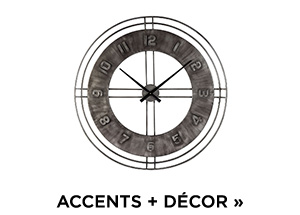 Shop Accents and Decor