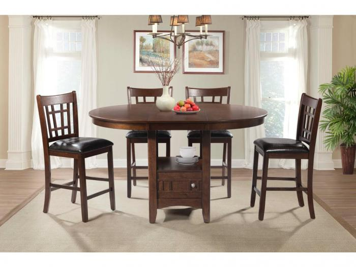 Max storage dining table and 4 stools,Harlem In-Store