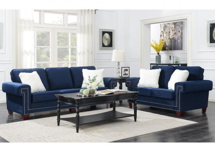 Ascot Sofa And Loveseat,Harlem In-Store