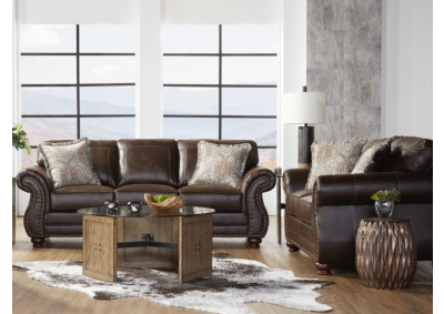 Image for 17400 Sofa And Loveseat