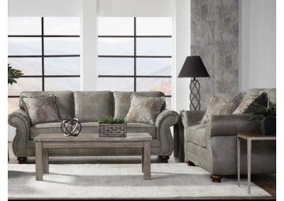 Image for 17450 Sofa And Loveseat