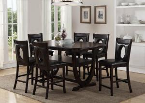 Image for Counter Height Table And 6 Stools