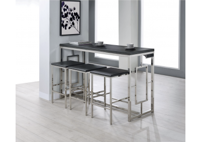 Image for Ezra Table And 3 Stools