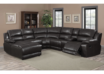 Image for FW212 Reclining Chaise Sectional
