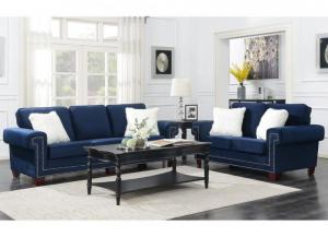 Image for Ascot Sofa And Loveseat