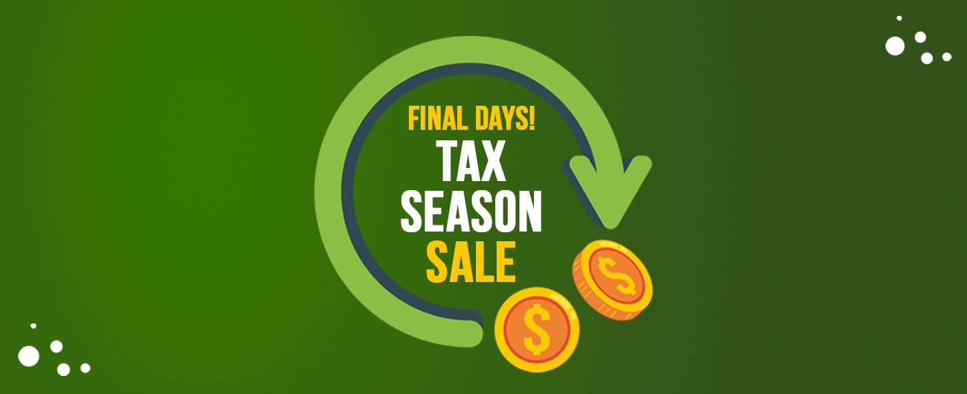 Tax Season Final Days