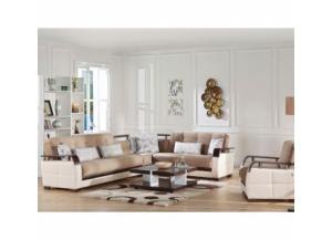 Image for Natural Sectional Sleeper