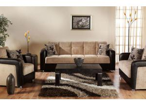 Image for Vision 3pcs Sofa, Love Seat, Chair