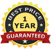 Best Price Guaranteed 1 Year