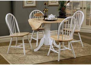 Image for Brown Dining Table with 2 Chairs