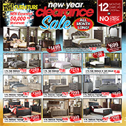 New Year Clearance Sale - View Full Ad