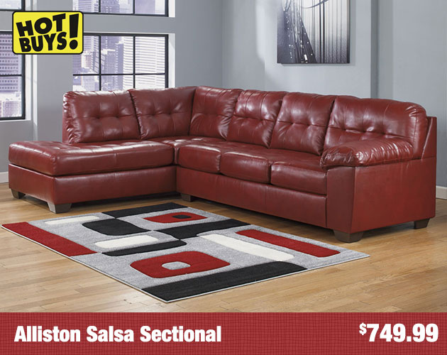 Salsa Sectional