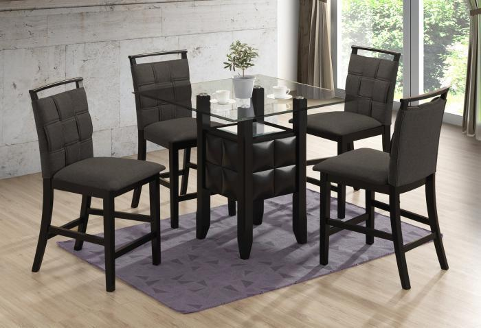 Hartell 5PC Counter Dinette Pkg,Huffman Koos