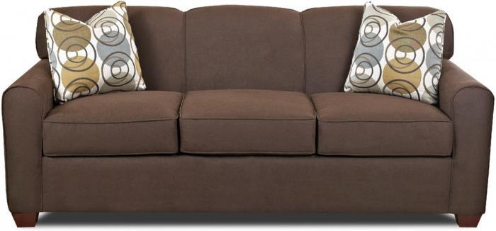 Denali Queen Sleeper Sofa,Image Depicts Style