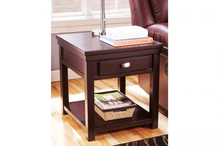 Rado End Table,Huffman Koos