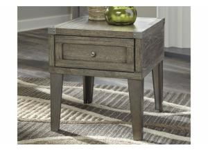 Image for Cresent End Table