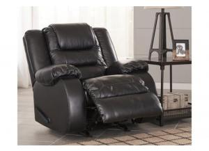 Image for Capri Recliner Chair Black