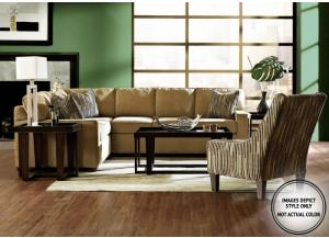 Image for Hunter II 2PC Sectional Pkg