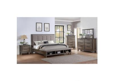 Image for Samara 4PC Queen Bedroom Pkg