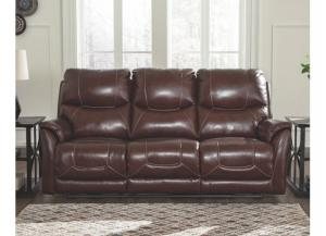 Image for Palermo Power Motion Sofa Walnut