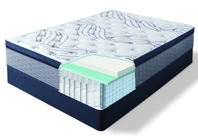 Image for Kleinmon II Plush PT California King Mattress