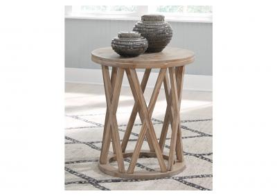 Image for Gianna End Table
