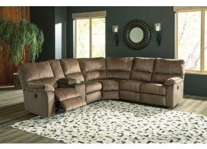 Image for Marco 3PC Sectional Mocha