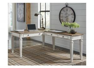 Image for Brea Desk with Return