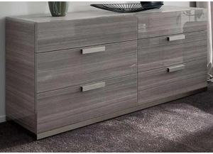 Image for ZARAH 6 DRAWER DRESSER
