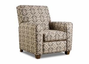 Image for Lacey Pattern Recliner