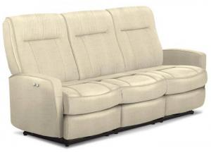Image for Roby II Pwr Recliner Sofa Eggshell